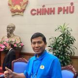 Ông Lương Ngọc Hồi - Phó Tổng Giám Đốc